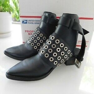 AllSaints Studded Shoes size 6 New with Tags 100%